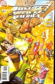 Justice Society Of America #19 (2008) DC comic book
