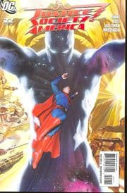 Justice Society Of America #22 (2008) Alex Ross DC comic book