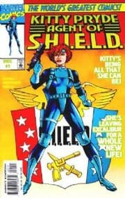 Kitty Pryde Agent Of S.H.I.E.L.D.