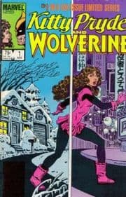 Kitty Pryde And Wolverine