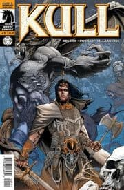 Kull #1 Cover A Andy Brase (2008) Dark Horse comic book