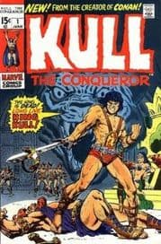 Kull The Conqueror (1971 Series)