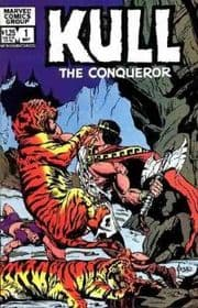 Kull The Conqueror (1983 Series)