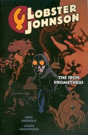 Lobster Johnson Graphic Novels