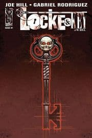 Locke & Key #1 Dynamic Forces Variant Edition (2008) Joe Hill IDW Publishing comic book