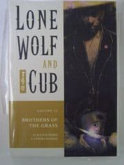 Lone Wolf and Cub Volume 15 TPB US 1st Edition