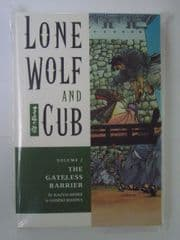 Lone Wolf and Cub Volume 2 TPB US 1st Edition