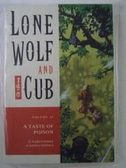 Lone Wolf and Cub Volume 20 TPB US 1st Edition