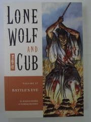 Lone Wolf and Cub Volume 27 TPB US 1st Edition