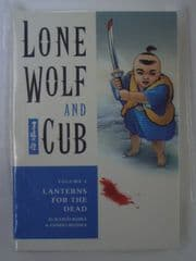 Lone Wolf and Cub Volume 6 TPB US 1st Edition