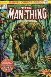 Man-Thing Comics (1973 Series)