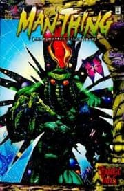 Man-Thing Comics (1997 Series)