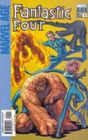 Marvel Age Fantastic Four