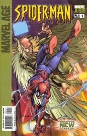 Marvel Age Spider-man
