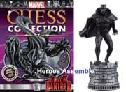 Marvel Chess Collection #17 Black Panther Eaglemoss Publications