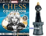 Marvel Chess Collection #47 Emma Frost Eaglemoss Publications