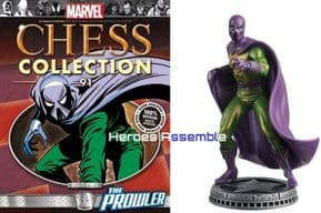Marvel Chess Collection #91 The Prowler Eaglemoss Publications