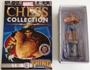 Marvel Chess Collection Subscriber Special #1 The Thing Fantastic Four Eaglemoss