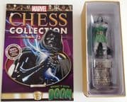 Marvel Chess Collection Subscriber Special #3 Doctor Doom Fantastic Four Eaglemoss