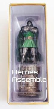 Marvel Chess Collection Subscriber Special #3 Doctor Doom Figurine Only Fantastic Four Eaglemoss