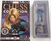 Marvel Chess Collection Subscriber Special #5 Invisible Woman Fantastic Four Eaglemoss