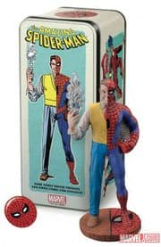 Marvel Classic Characters Peter Parker Spider-man SDCC Variant Statue Syroco Dark Horse Deluxe