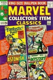 Marvel Collectors' Item Classics Comics