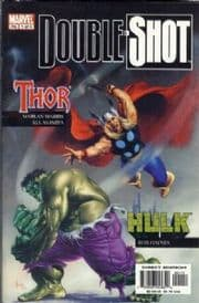 Marvel Double Shot Comics
