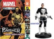 Marvel Fact Files Punisher Special With Figurine Eaglemoss