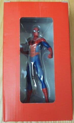 Marvel Fact Files Spider-man  UK Subscriber Special Figurine Eaglemoss New