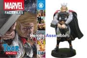 Marvel Fact Files Thor Special With Figurine Eaglemoss