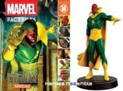 Marvel Fact Files Vision Special With Figurine Eaglemoss