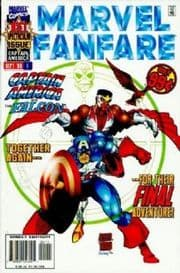 Marvel Fanfare Comics (1996 Series)