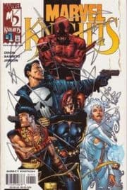 Marvel Knights Comics (2000 Series)