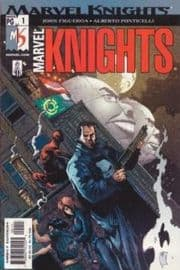 Marvel Knights Comics (2002 Series)