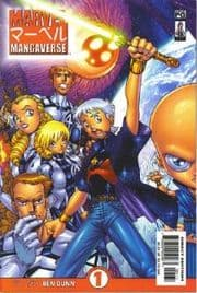 Marvel Mangaverse Comics