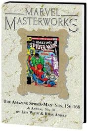 Marvel Masterworks #205 Amazing Spider-man Volume 16 Direct Market Gold Foil Variant Hardcover
