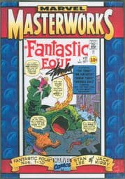Marvel Masterworks Fantastic Four Volume #1 Hardcover Dynamic Forces Signed Stan Lee DF COA