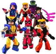 Marvel Minimates Action Figures