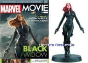 Marvel Movie Collection #002 Black Widow Figurine Eaglemoss Publications