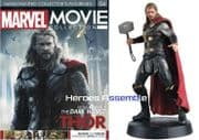 Marvel Movie Collection #004 Thor Figurine Eaglemoss Publications