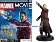 Marvel Movie Collection #007 Star-Lord Figurine Eaglemoss Publications