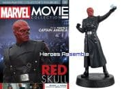 Marvel Movie Collection #008 Red Skull Figurine Eaglemoss Publications