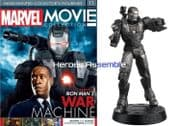 Marvel Movie Collection #011 War Machine Figurine Eaglemoss Publications