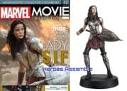 Marvel Movie Collection #012 Lady Sif Figurine Eaglemoss Publications
