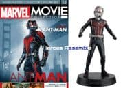 Marvel Movie Collection #015 Ant-Man Figurine Eaglemoss Publications