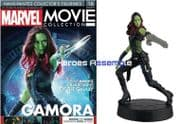 Marvel Movie Collection #016 Gamora Figurine Eaglemoss Publications