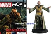 Marvel Movie Collection #018 Mandarin Figurine Eaglemoss Publications