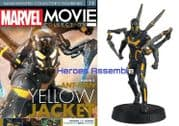 Marvel Movie Collection #019 Yellowjacket Figurine Eaglemoss Publications
