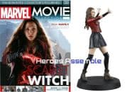 Marvel Movie Collection #020 Scarlet Witch Figurine Eaglemoss Publications